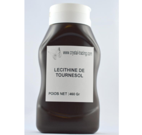 lécithine de tournesol Bio squeezer 460 gr